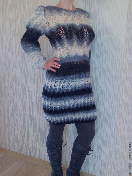 """Платья ручной работы. Ярмарка Мастеров - ручная работа. Купить Платье вязаное ручной работы """" Принцесса"""". Handmade."""