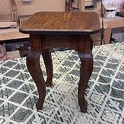 Для дома и интерьера ручной работы. Ярмарка Мастеров - ручная работа Табурет. Handmade.