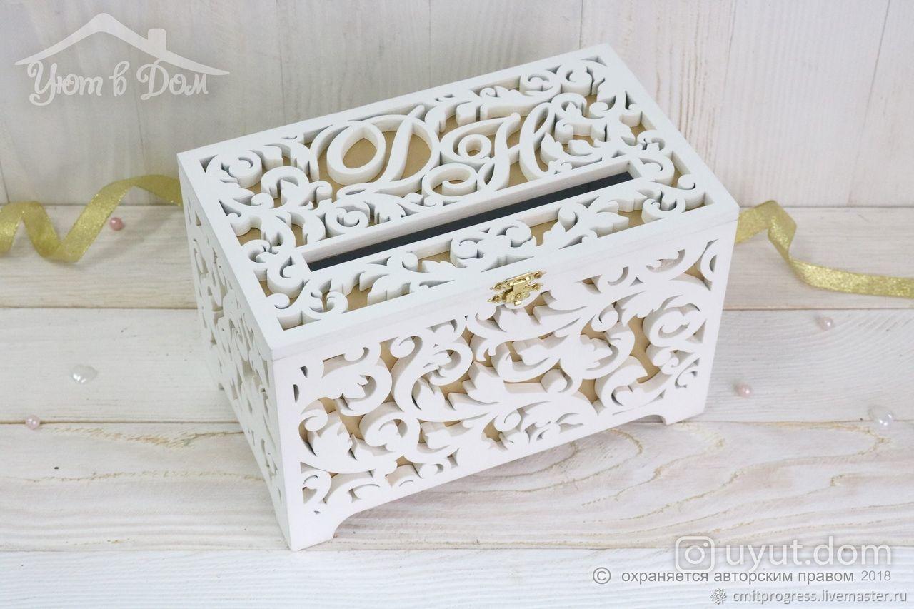 Wedding Treasury for envelopes ' Golden sand', Chests, Dimitrovgrad,  Фото №1