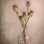Картины и панно handmade. Livemaster - original item Picture: Bouquet of autumn.. Handmade.