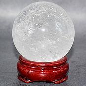 Фен-шуй и эзотерика handmade. Livemaster - original item 63mm rhinestone natural ball. Sphere. Handmade.