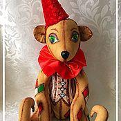 Куклы и игрушки ручной работы. Ярмарка Мастеров - ручная работа Медвежонок Жан-Жак. Handmade.