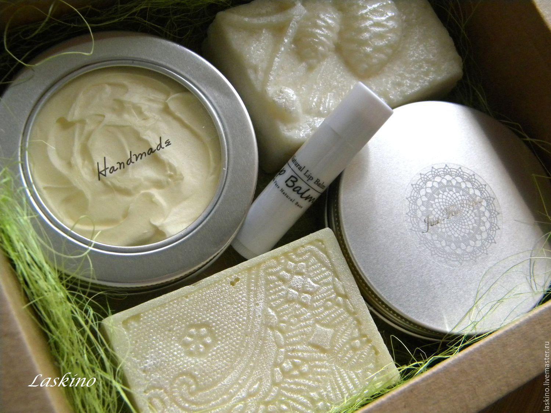 Мыло из натуральной косметики
