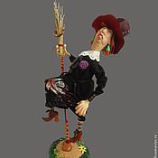 Куклы и игрушки ручной работы. Ярмарка Мастеров - ручная работа Красотка КЭТТИ  (вариант). Handmade.
