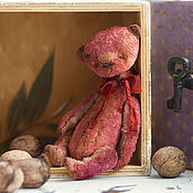 Куклы и игрушки ручной работы. Ярмарка Мастеров - ручная работа Каштанчик. Handmade.