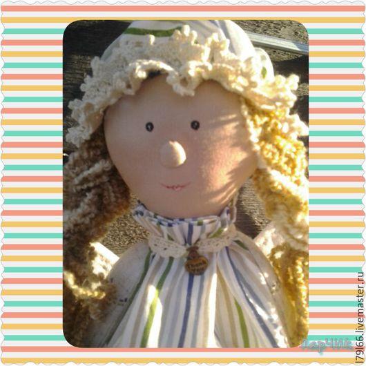 Кухня ручной работы. Ярмарка Мастеров - ручная работа. Купить Кукла Пекетница Прованс. Handmade. Комбинированный, рогожка