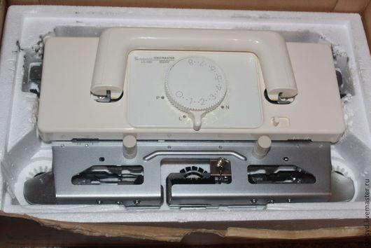 Вязание ручной работы. Ярмарка Мастеров - ручная работа. Купить Ажурная каретка Silver Reed LC580 LACE, для компьютерных машин,Япония. Handmade.