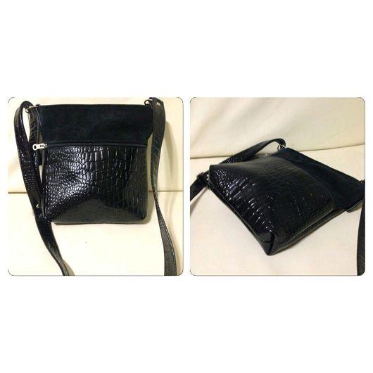 Женские сумки ручной работы. Ярмарка Мастеров - ручная работа. Купить Модель 37 женская сумочка. Handmade. Комбинированный, для женщины