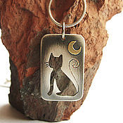 Украшения handmade. Livemaster - original item Silver 925 pendant