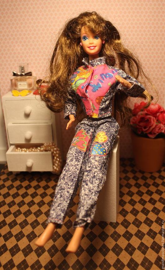 Винтажные куклы и игрушки. Ярмарка Мастеров - ручная работа. Купить Barbie 1966 года фирмы Mattel - винтаж. Handmade. Винтаж