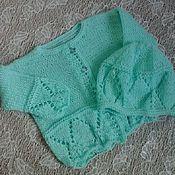 Работы для детей, handmade. Livemaster - original item Knit kit