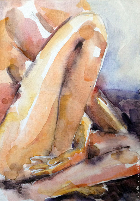 Female erotic paintings and drawings