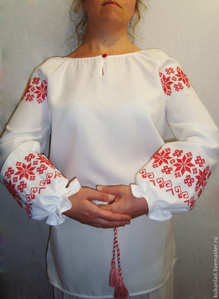 Русская Женская Одежда Купить