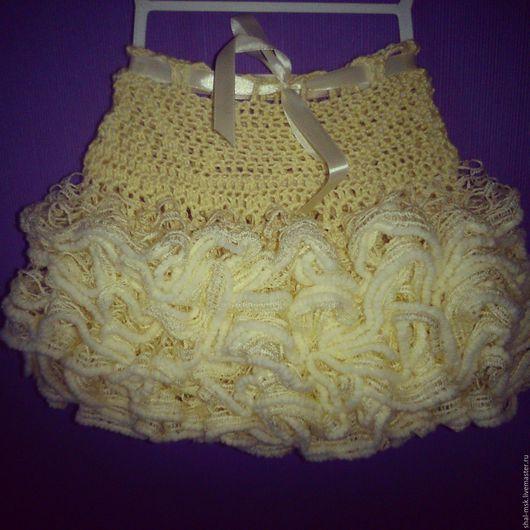 Одежда для девочек, ручной работы. Ярмарка Мастеров - ручная работа. Купить Юбка для девочки. Handmade. Пышная юбка