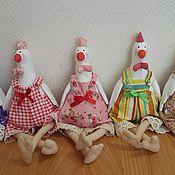 Куклы и игрушки ручной работы. Ярмарка Мастеров - ручная работа Тильда петух. Handmade.