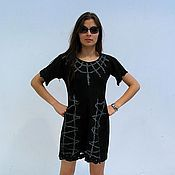 Одежда ручной работы. Ярмарка Мастеров - ручная работа платье Возможность. Handmade.
