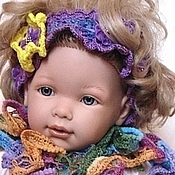 Работы для детей, handmade. Livemaster - original item HEADBAND ,headband for baby girl