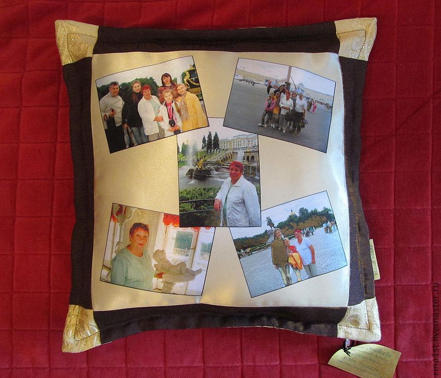 подушки с фото на заказ екатеринбург оптовые розничные