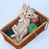 Куклы и игрушки ручной работы. Ярмарка Мастеров - ручная работа Малыш Сфинкс. Handmade.