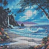 Материалы для творчества handmade. Livemaster - original item Set of embroidery beads