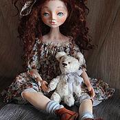 Куклы и игрушки ручной работы. Ярмарка Мастеров - ручная работа Тонечка. Handmade.