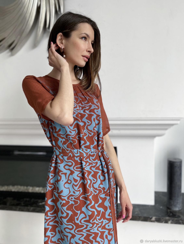 Платье из натурального шелка, Платья, Владимир,  Фото №1