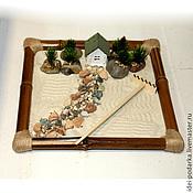 Фен-шуй и эзотерика ручной работы. Ярмарка Мастеров - ручная работа Японский садик Домик. Handmade.