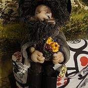 Народная кукла ручной работы. Ярмарка Мастеров - ручная работа Народная кукла: Домовой. Handmade.