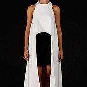 Одежда handmade. Livemaster - original item FluffyAnn top dress article FA005. Handmade.