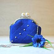 Сумки и аксессуары handmade. Livemaster - original item Handbag suede