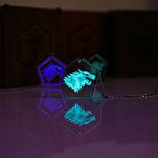 Украшения handmade. Livemaster - original item Glowing Game of Thrones Pendant. Handmade.