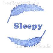 Иллюстрации ручной работы. Ярмарка Мастеров - ручная работа Логотип акварельный. Handmade.