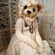 Куклы и игрушки handmade. Livemaster - original item Teddy Animals: Cat