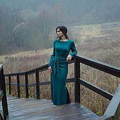 """Одежда ручной работы. Ярмарка Мастеров - ручная работа Платье """"Lady In Green"""". Handmade."""