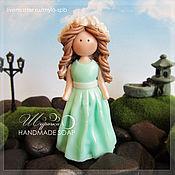 """Косметика ручной работы. Ярмарка Мастеров - ручная работа """"Куколка Тильда"""", мыло ручной работы. Handmade."""