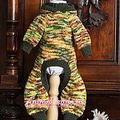 Для домашних животных, handmade. Livemaster - original item Plush fancy dress