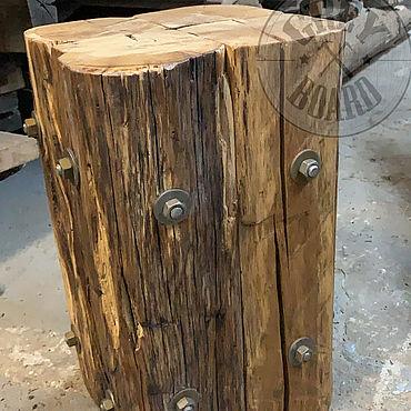 Мебель ручной работы. Ярмарка Мастеров - ручная работа Табуреты: Тумба-табурет. Handmade.