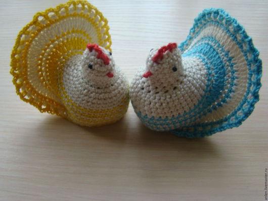 Подарки на Пасху ручной работы. Ярмарка Мастеров - ручная работа. Купить Пасхальная курочка. Handmade. Разноцветный, пасхальные яйца