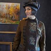 Одежда ручной работы. Ярмарка Мастеров - ручная работа Жакет, юбка и берет. Handmade.
