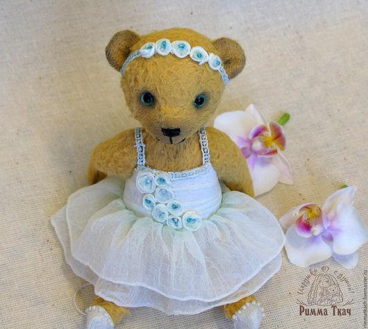 Мишка Тедди Балерина мишка тедди рост 18 см мишка тедди ручная работа Мишка Тедди одежда снимается