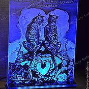 Подарки к праздникам ручной работы. Ярмарка Мастеров - ручная работа Любовь и Тигры. Handmade.