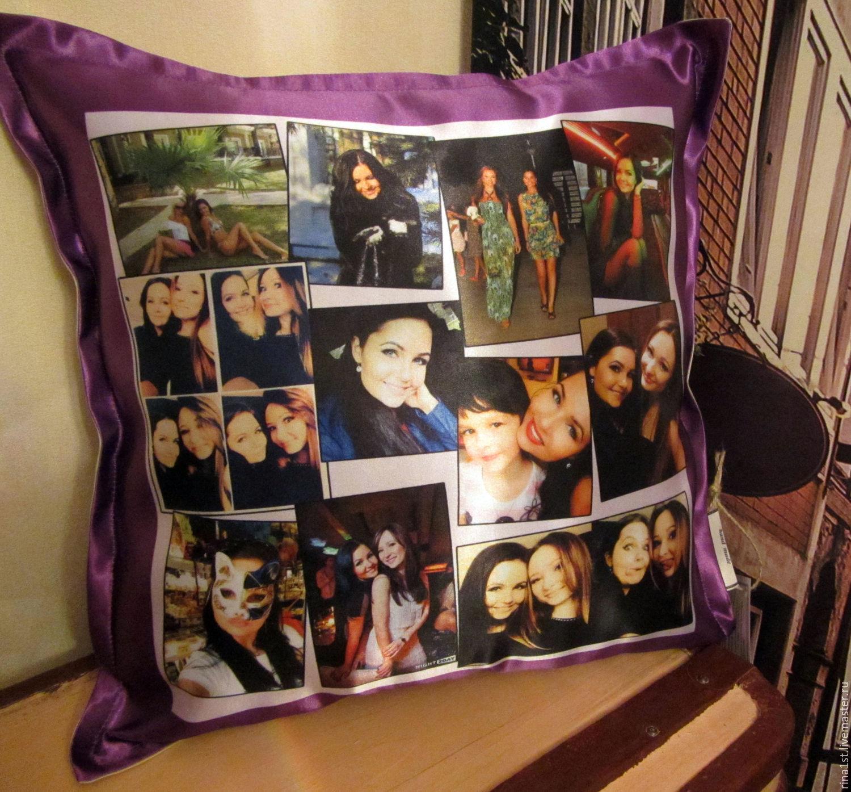 Подушки с фото на заказ екатеринбург