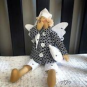 Куклы и игрушки handmade. Livemaster - original item Sleepy Tilda angel. Handmade.
