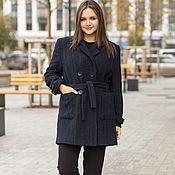 Одежда handmade. Livemaster - original item Coat jacket double breasted trench coat. Handmade.