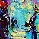 """Животные ручной работы. Заказать Картина со слоном """"В Жаркой-Жаркой Африке"""". ЯРКИЕ КАРТИНЫ Наталии Ширяевой. Ярмарка Мастеров."""