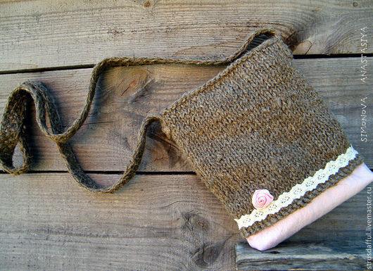экосумка, льняная сумка,сумка женская льняная, сумка в кантри-стиле, сумка с розой, сумка через плечо для девушки, летняя женская сумка