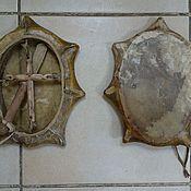 Музыкальные инструменты ручной работы. Ярмарка Мастеров - ручная работа бубен якутский. Handmade.