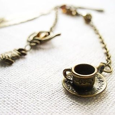 Канцелярские товары ручной работы. Ярмарка Мастеров - ручная работа Безумное чаепитие. Handmade.
