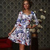 Одежда ручной работы. Ярмарка Мастеров - ручная работа Платье Розелла арт.5516. Handmade.