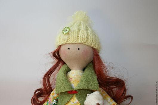Куклы Тильды ручной работы. Ярмарка Мастеров - ручная работа. Купить Кукла весенняя. Handmade. Кукла ручной работы
